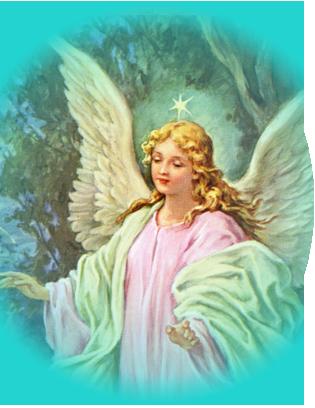 Le Saint du Mois de Octobre - Saints Anges - Protecteurs