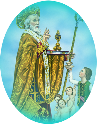 Le Saint du Mois de Décembre - Saint Nicolas - Bienheureux