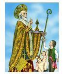 Le Saint du Mois de D�cembre - Saint Nicolas - Bienheureux