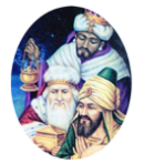 Le Saint du Mois de Janvier - Saints Rois Mages - Gouverneurs