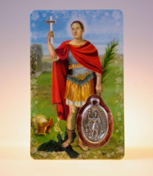Carte de priere saint exp�dit