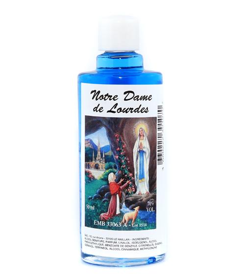 Eau de Notre Dame de Lourdes (50 ml)