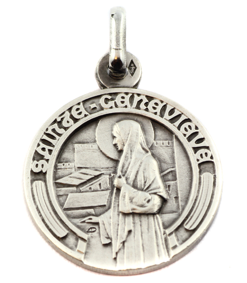 Medaille sainte geneviève