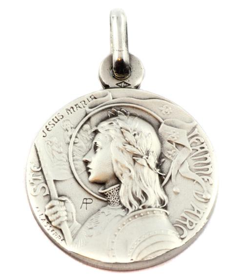 Medaille sainte jeanne-d'arc