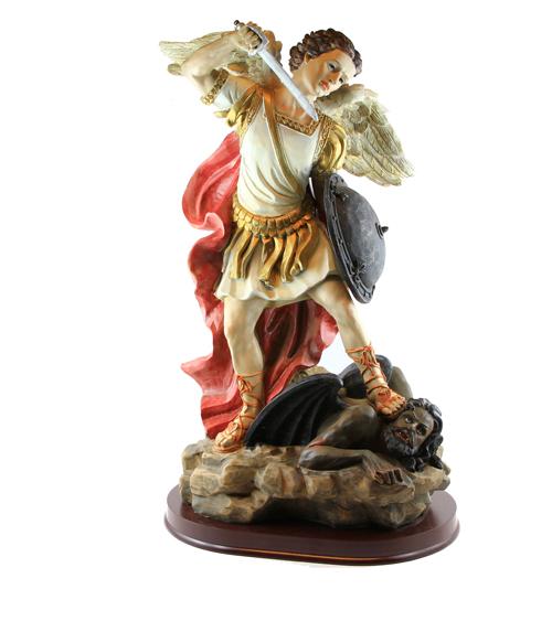 Saint michel (30 cm)