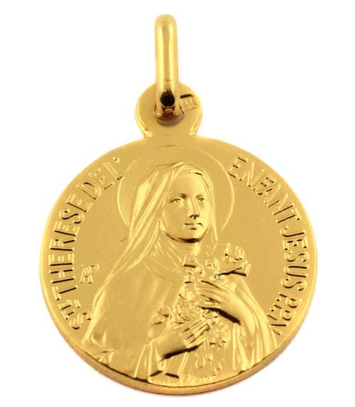 Medaille sainte thérèse