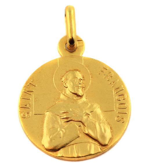 Medaille de saint francois