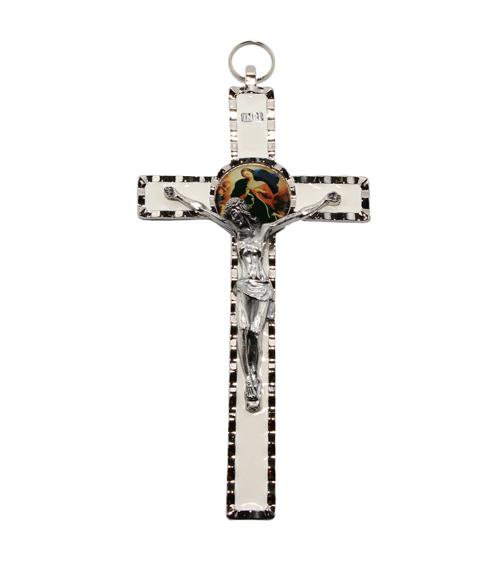 Croix marie qui défait les noeuds (18 cm)