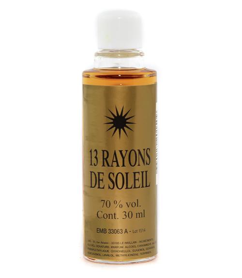 Eau 13 Rayons de Soleil (50 ml)