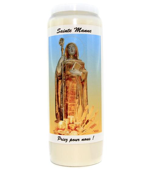 Bougie Sainte Manne