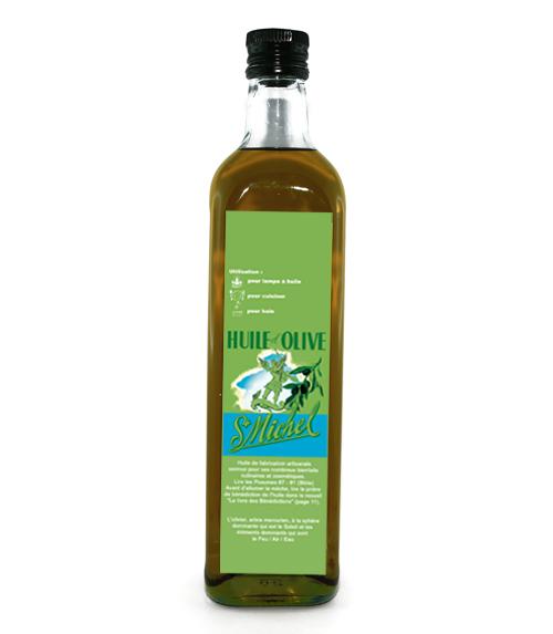 Huile Olive Saint Michel (750 CL)