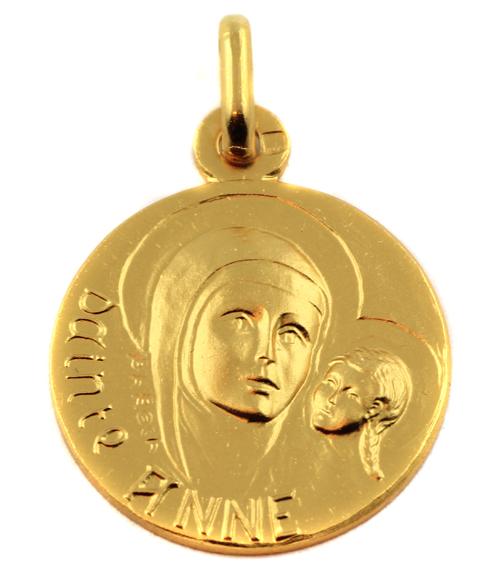 Medaille sainte anne