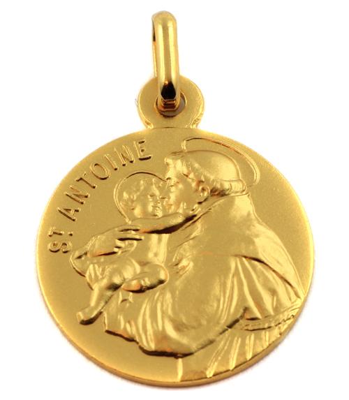 Medaille saint antoine