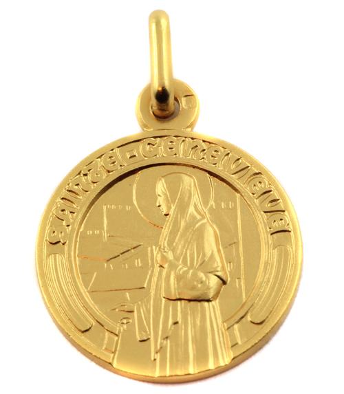 Medaille sainte genevieve