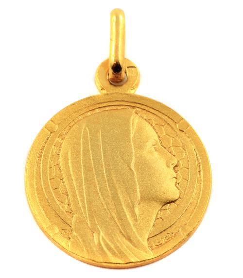 Medaille sainte marie