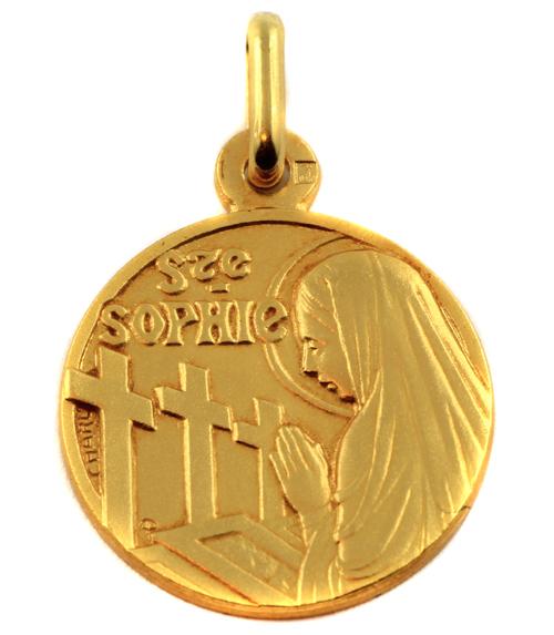 Medaille sainte sophie
