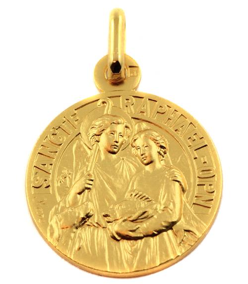 Medaille Saint Raphaël