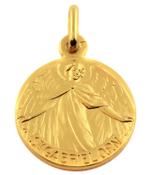 Medaille Saint Gabriel