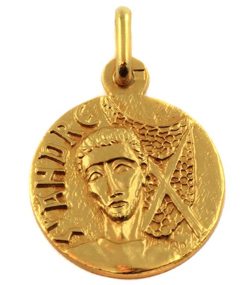 Medaille saint andré