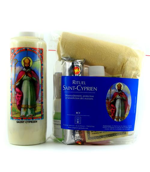 Rituel de saint cyprien