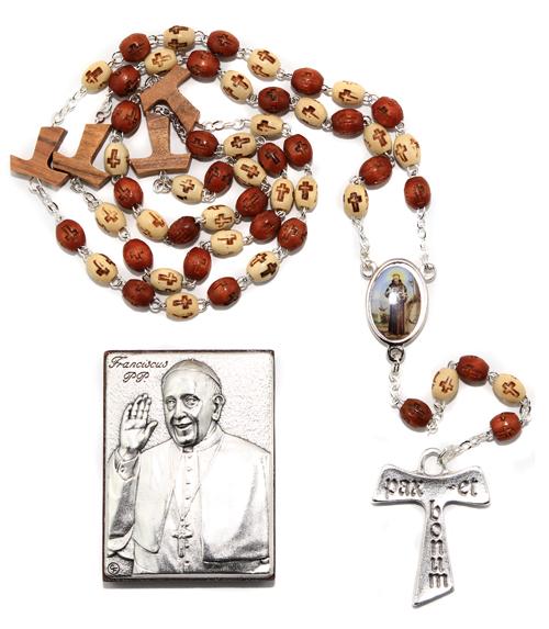Chapelet Pape François