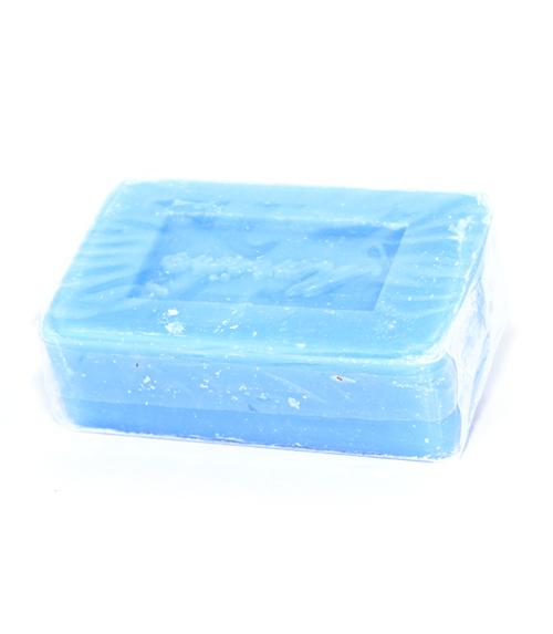 savon bleu