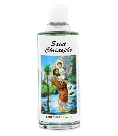 Eau de Saint Christophe (50 ml)