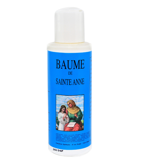 Baume de sainte anne (visage) (125ml)
