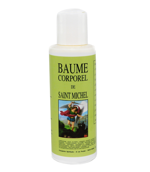 Baume de saint michel (corps) (125ml)