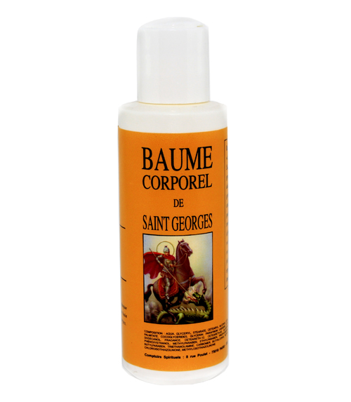Baume de saint georges (corps) (125ml)