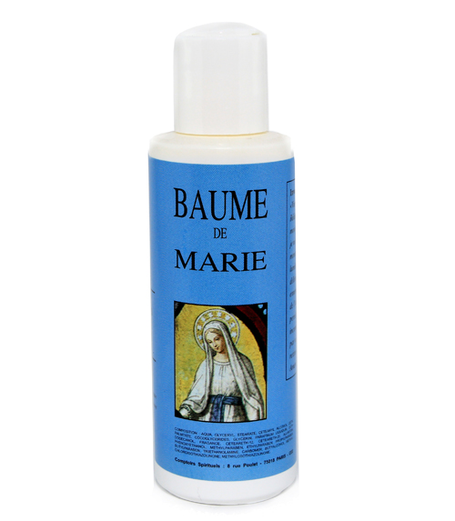Baume de sainte marie (corps) (125ml)