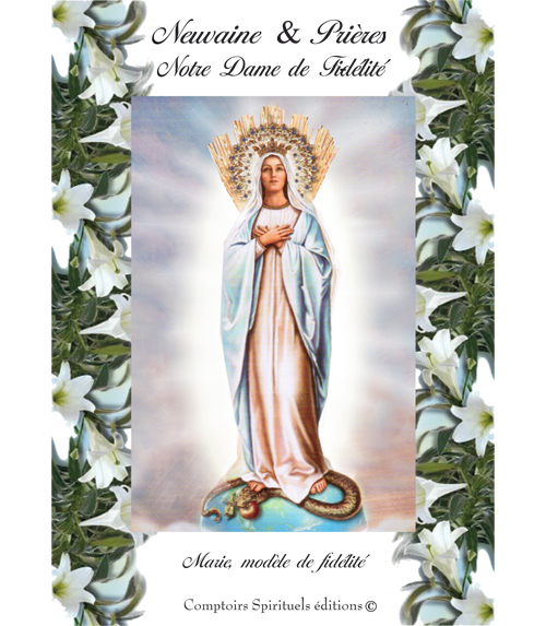 neuvaine Notre Dame de Fidélité