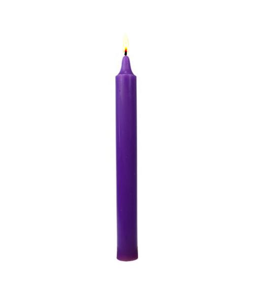 Bougie violette - Ange Barachiel 2017