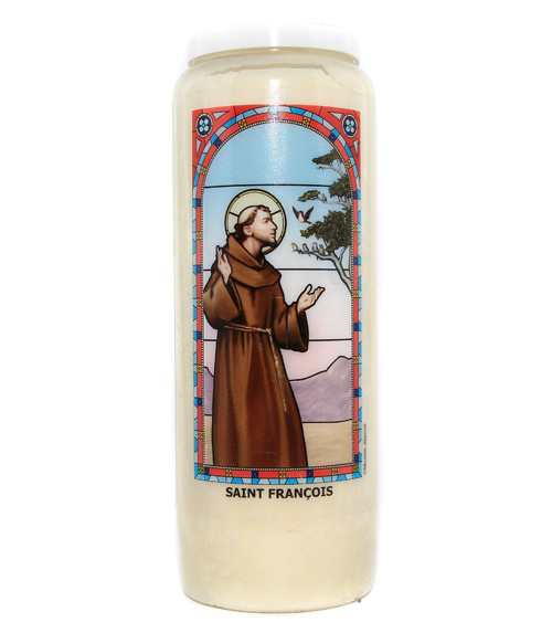 Bougie saint francois
