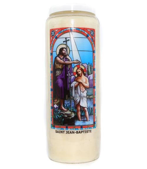 Bougie saint jean-baptiste