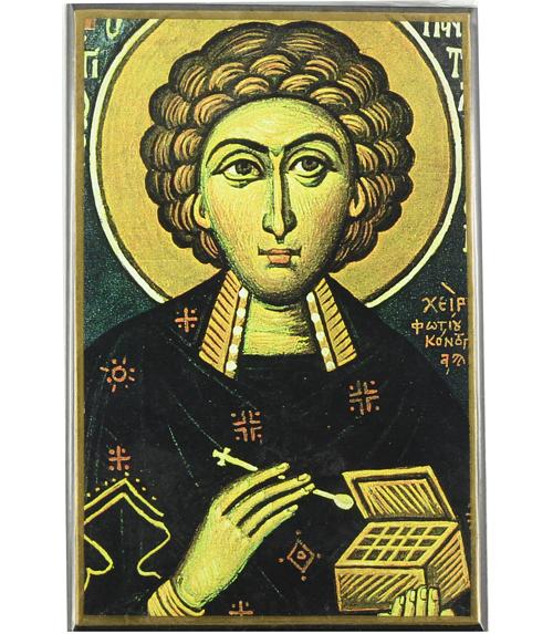 Saint pantaleimon