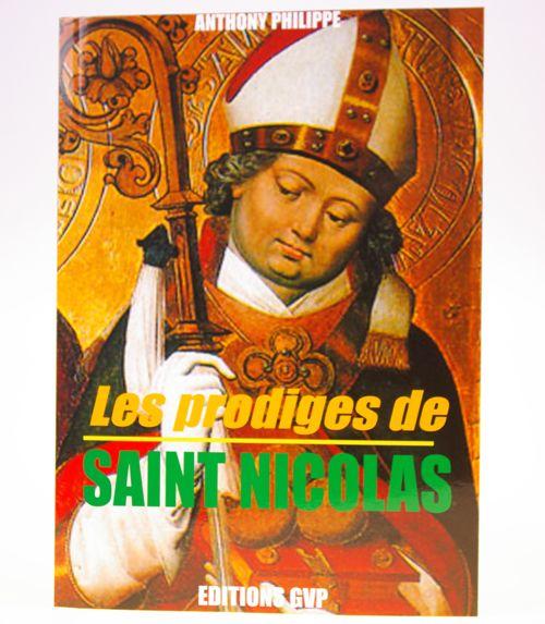 Les prodiges de saint nicolas