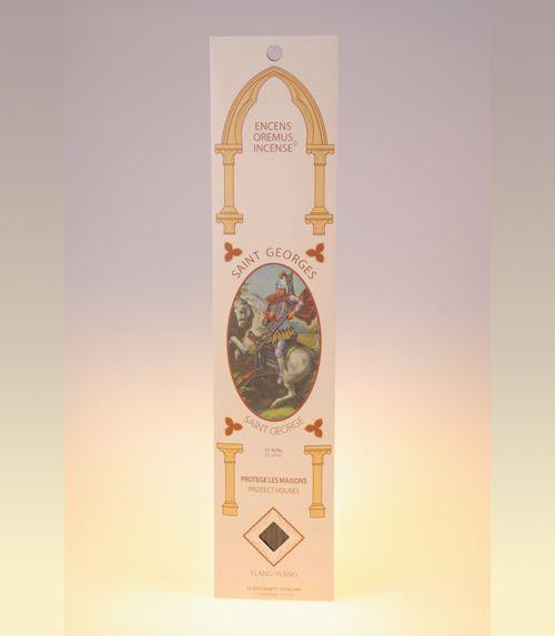 Encens sanctus - saint georges (ylang-ylang)