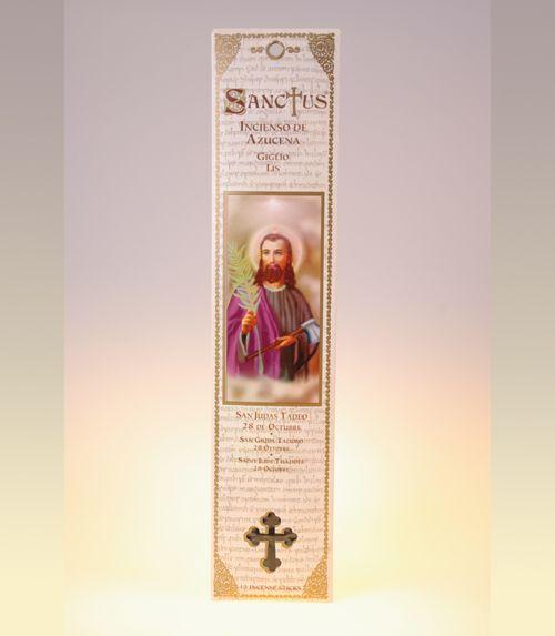 Encens sanctus - saint jude (lys)
