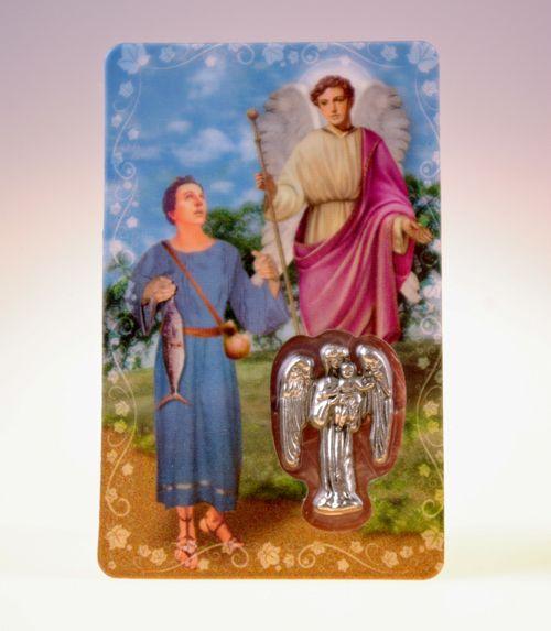 Carte de priere ange rapha�l