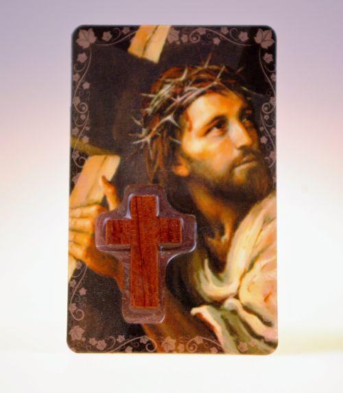 Carte de priere sainte face