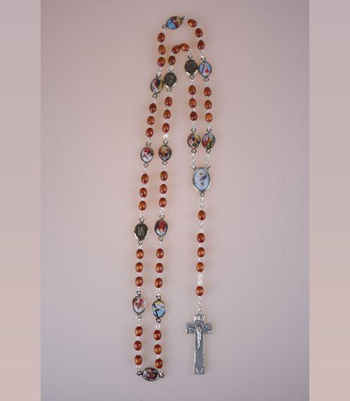 Chapelet chemin de croix