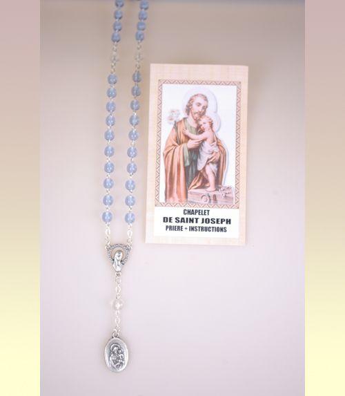 Chapelet saint joseph