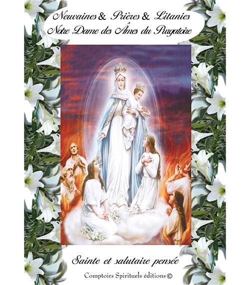 Neuvaine Notre  Dame des Âmes du Purgatoire