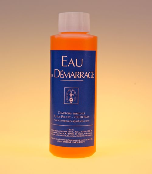 Eau de d�marrage (125 ml)