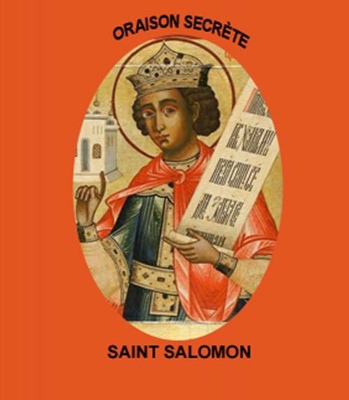 Oraison secrète de salomon