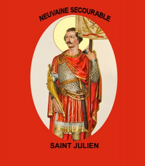 Neuvaine Secourable Saint Julien