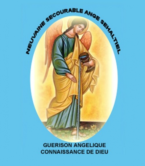 Neuvaine Secourable Ange S�haltiel - Ange de 2013