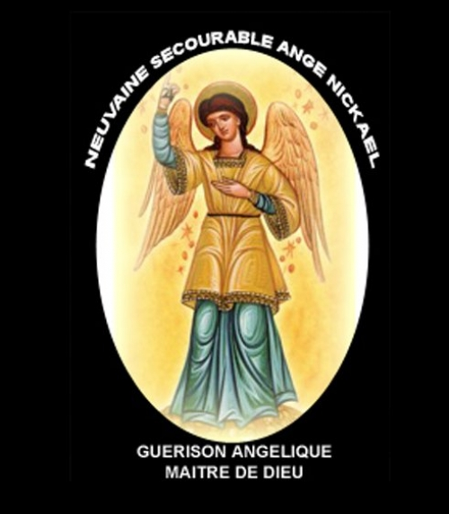 Neuvaine Secourable Ange Nikaël