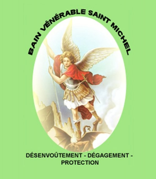BAIN VENERABLE SAINT MICHEL